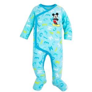 Disney Mickey Mouse Blanket Sleeper 6-9M